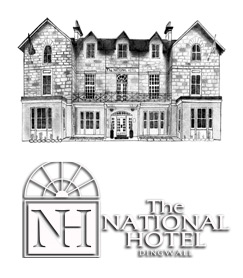 National Hotel Dingwall